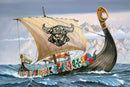 Revell Viking Ship Model Set 1:50 Warship Model Building Kit Alternate 2