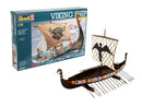Revell Viking Ship Model Set 1:50 Warship Model Building Kit