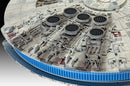 1:72 Millenium Falcon Classic Revell Star Wars Model Alternate 2