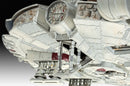 1:72 Millenium Falcon Classic Revell Star Wars Model Alternate 1