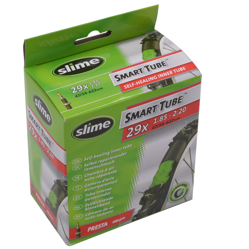 "Slime Smart Tube 29x1.85-2.2"" Self Healing Bike Inner Tube"