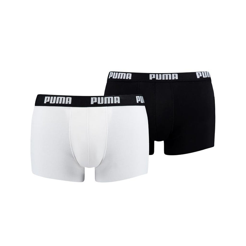 Puma Cotton Trunk Shorts - Twin Pack