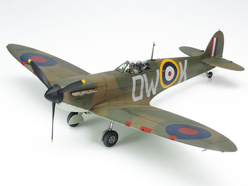 Tamiya Super Marine Spitfire Mk.I 1:48 Scale Airplane Model Kit