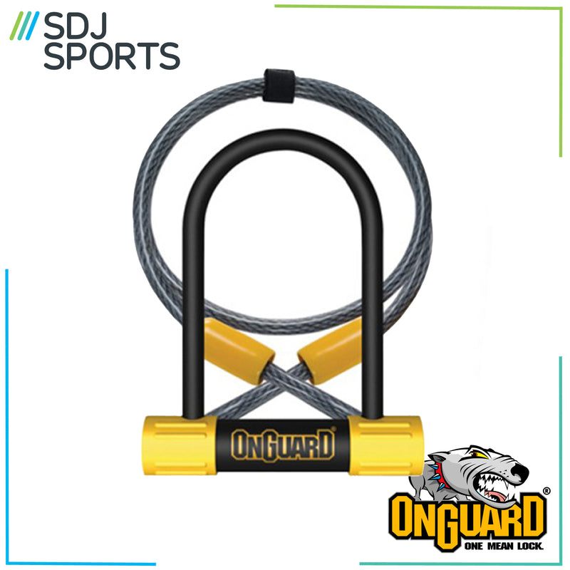 Onguard Bulldog Mini 8015 Bike D Lock
