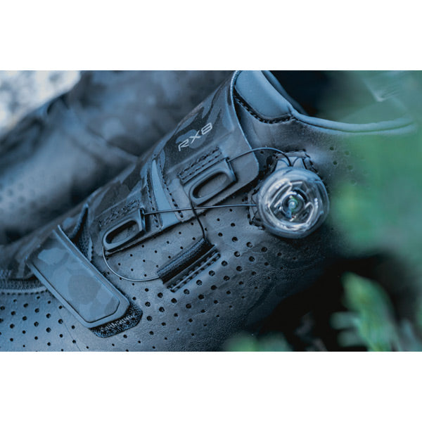 Shimano Shoe SPD RX8 Black 48 Alternate 2