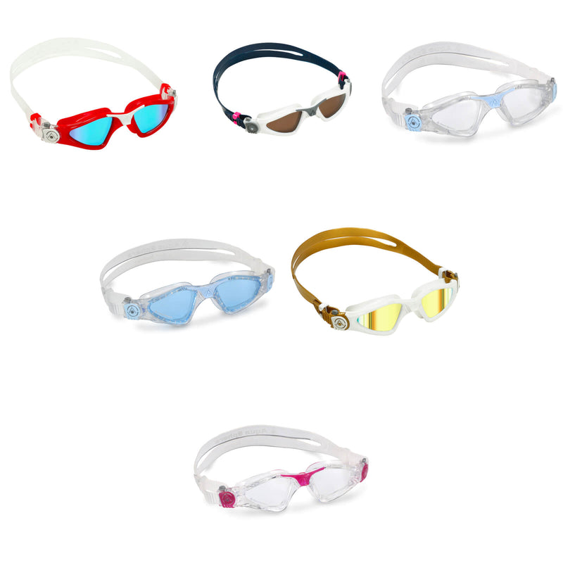 Aqua Sphere Kayenne Small Men's Swimming Goggles Collection