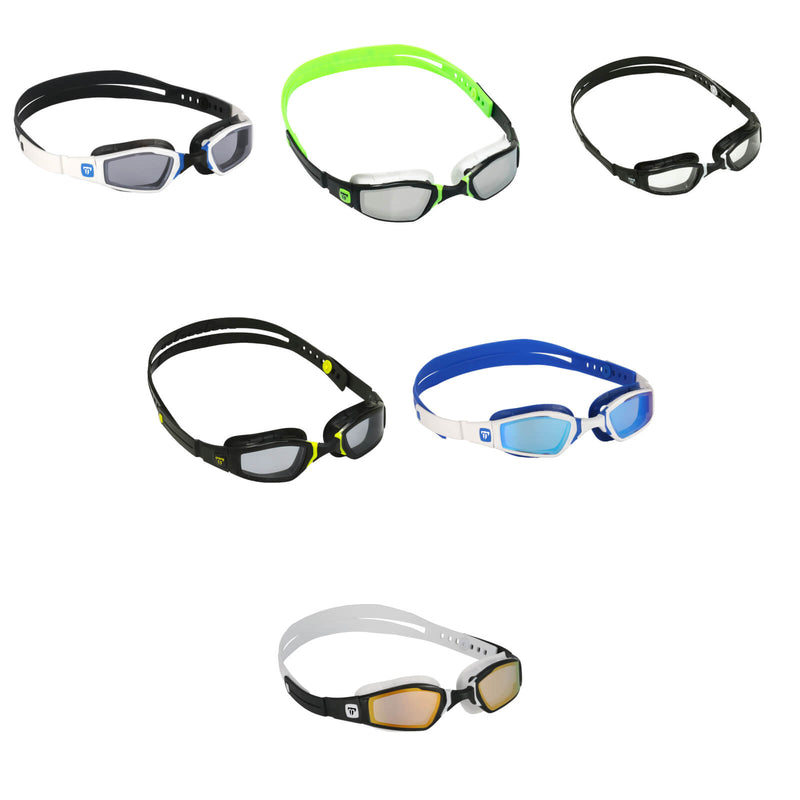 Phelps Ninja Men's Swimming Goggles Collection