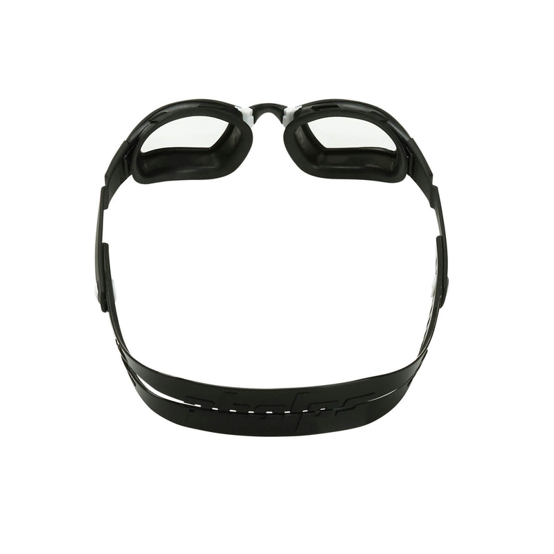 Phelps Ninja Men's Swimming Goggles Black/White Clear Alternate 4