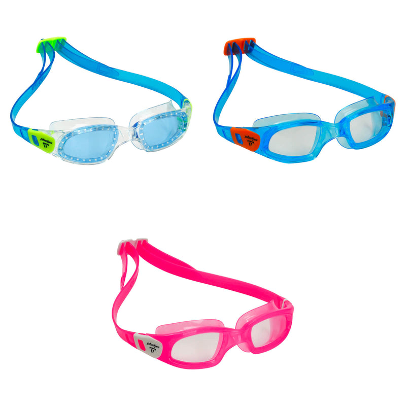 Phelps Tiburon Kid Kid's Swimming Goggles Collection