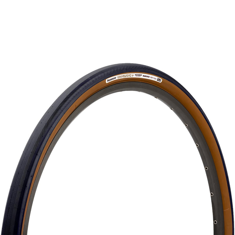 Panaracer Gravelking EXT+ TLC Folding 700c Bike Tyre