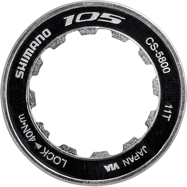 Shimano 105 5800 Cassette Lock Ring & Spacer