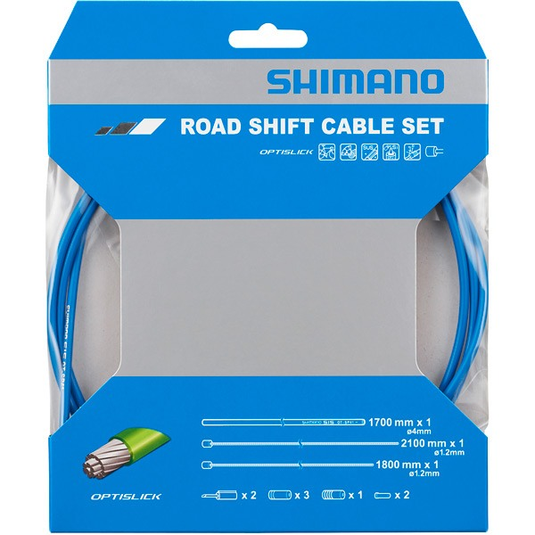 Shimano OPTISLICK 105 Gear Cable Set