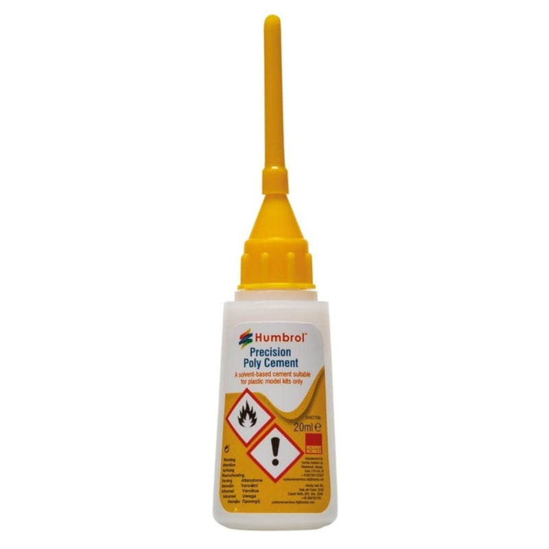 Humbrol Precision Poly 20ml Model Building Glue
