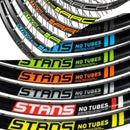 "Stans NoTubes Arch Mk3 29"" Bike Rim Decal Kit"