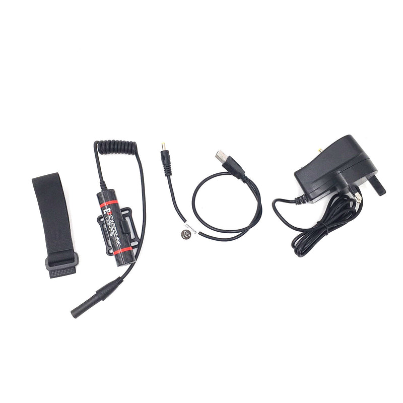USE Exposure Diablo Mk11 Sync Pack 3.4A Support Cell Helmet Handlebar Mounts Remote Alternate 3