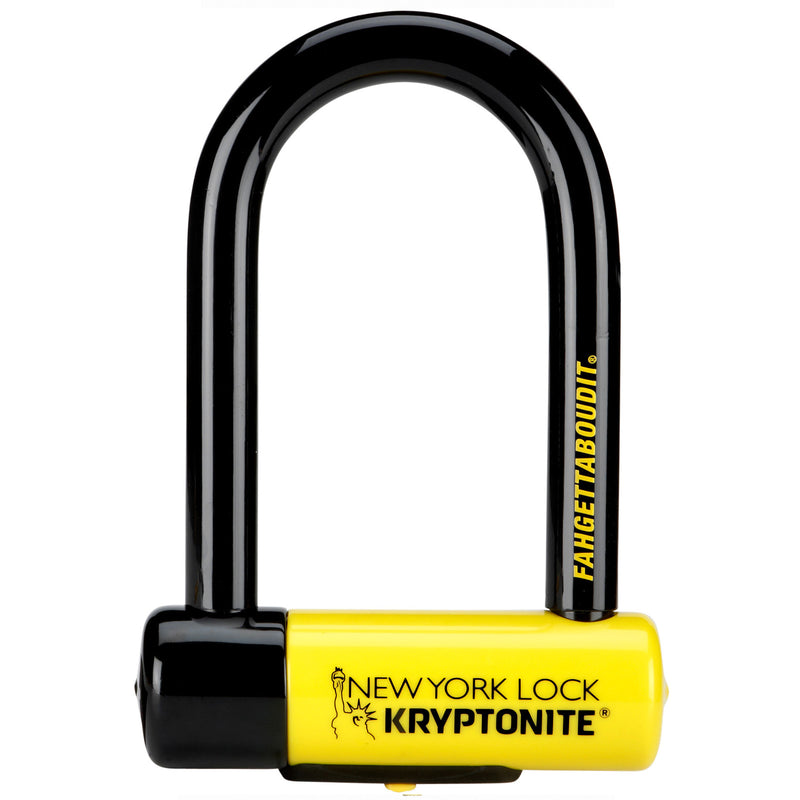 Kryptonite New York Fahgettaboudit Bike D Lock