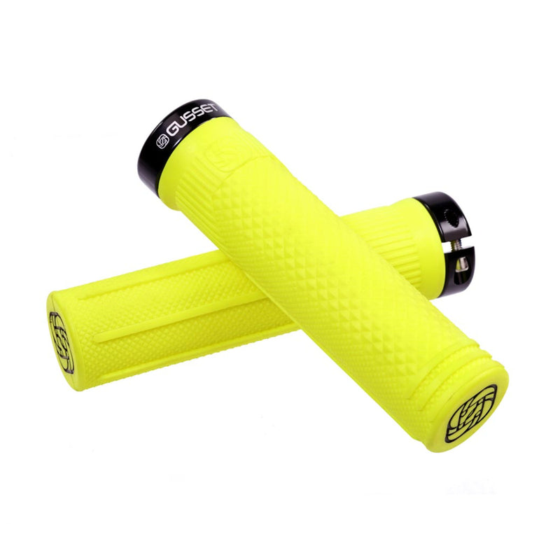 Gusset S2 Lock On Bike Grips