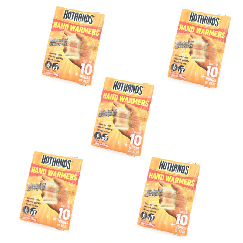 Hot Hands Hand Warmers Pack of 2