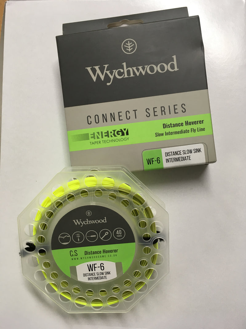 Wychwood Distance Hoverer Slow Sink Fishing Line
