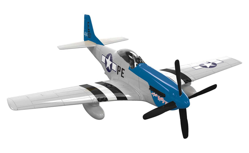 Airfix P-51D Mustang Quickbuild Airplane Model Kit
