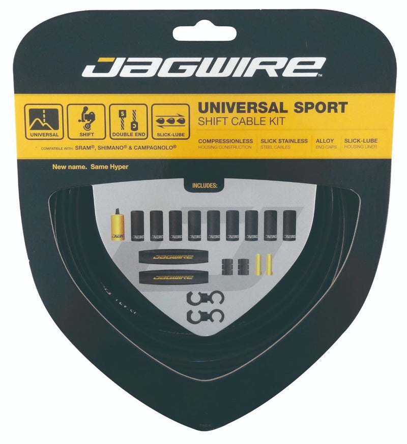 Jagwire Universal Bike Shift Cable Kit
