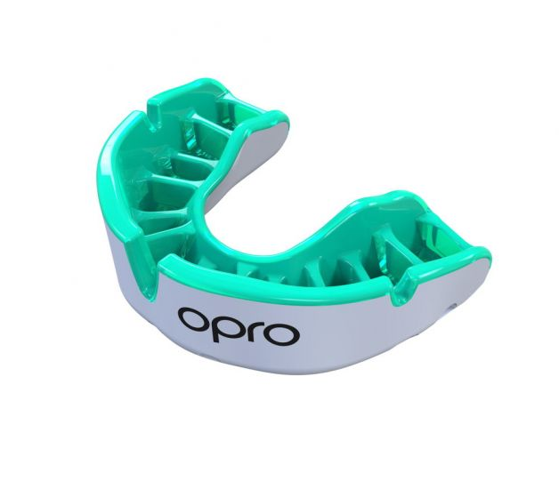 OPRO Self-Fit Gen4 Full Pack Gold Junior Mouthguard