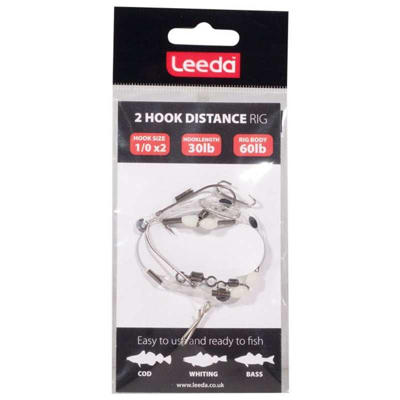 Leeda 2 Distance Fishing Hook
