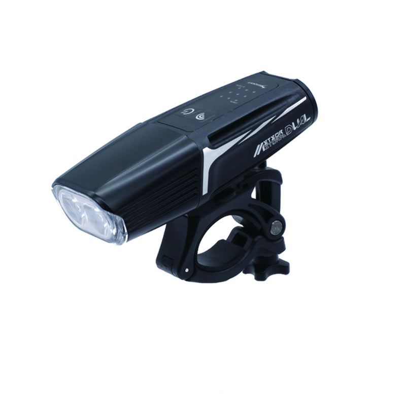 Moon Meteor Storm 1300 Lumens Dual Fog Front Bike Light (2020 Range)