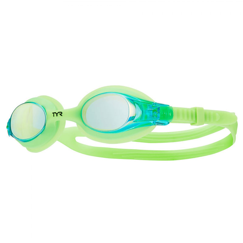 TYR Swimple Mirrored Kid's Swimming Goggles