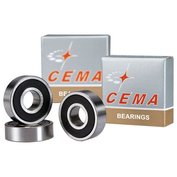 Cema Ceramic Replacement Sealed Cartridge Bearing