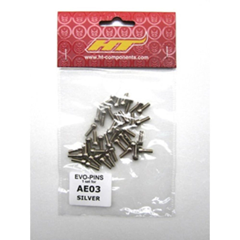 HT Components AE03/ME03 Flat Bike Pedals Replacement Pin Kit