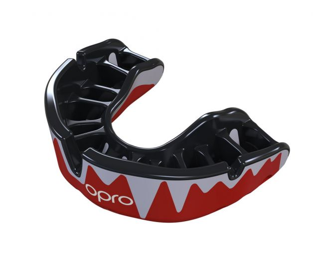 OPRO Self-Fit Gen4 Full Pack Platinum Mouthguard