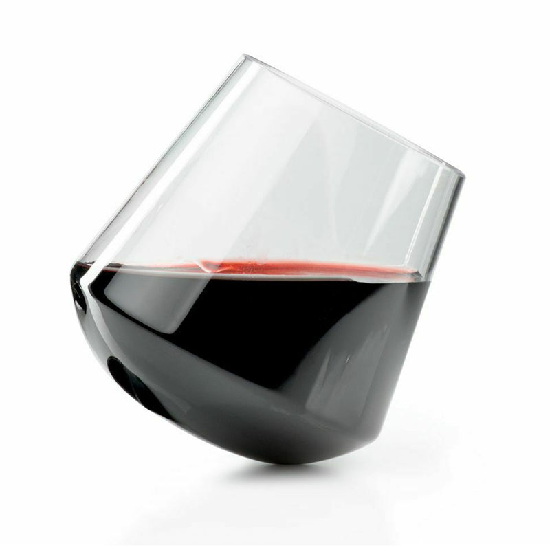 GSI Outdoor Stemless Camping Red Wine Glass