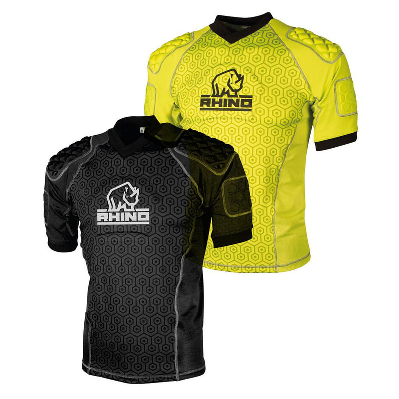 Rhino Pro Junior Rugby Body Protector
