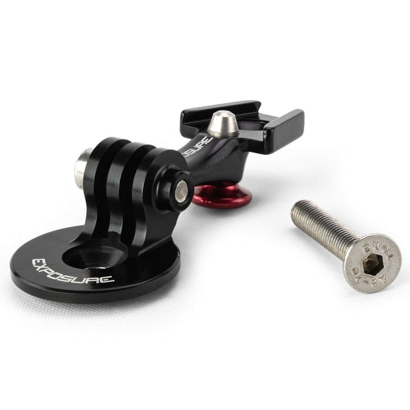 USE Exposure Action Camera Stem Cap With Light Mount Bike Light Mount