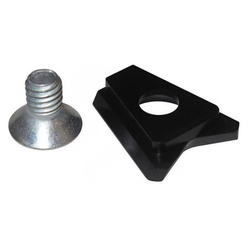 USE Exposure Cleat and Bolt for Quick Release Handlebar Bracket Bike Light Mount Spare