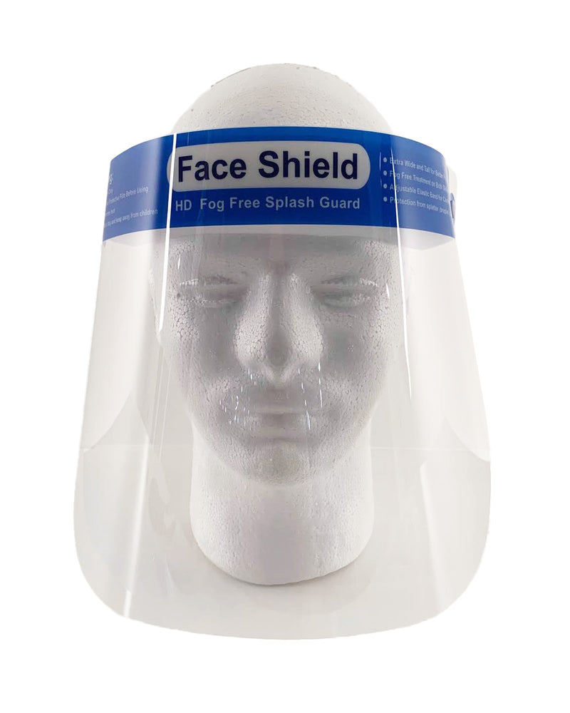 Face Shields: Box of 200