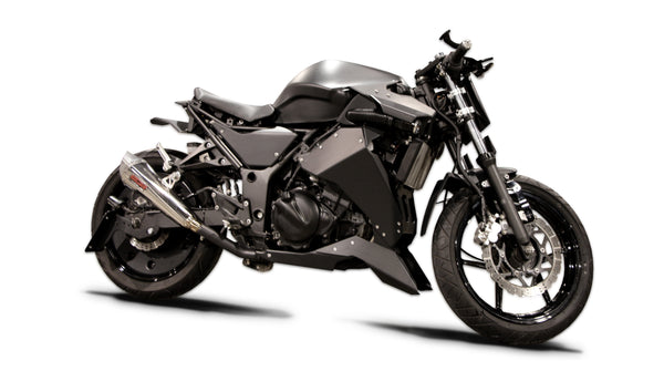 31BLK-II for the Ninja 250