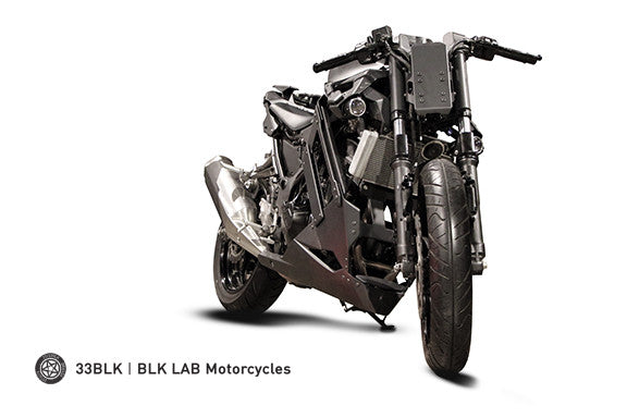 Using Bike Without Title For Cafe Racer