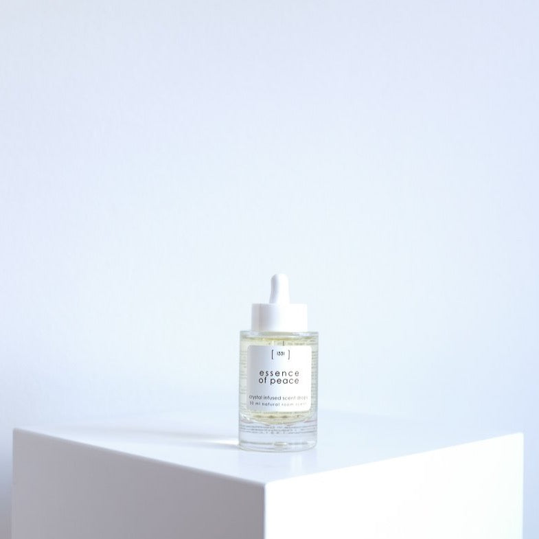ESSENCE OF PEACE - crystal scent drops