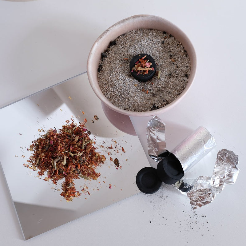 1331 incense blend spiritual cleanse goddess