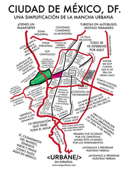Mexico City: Neighborhood Culture Map