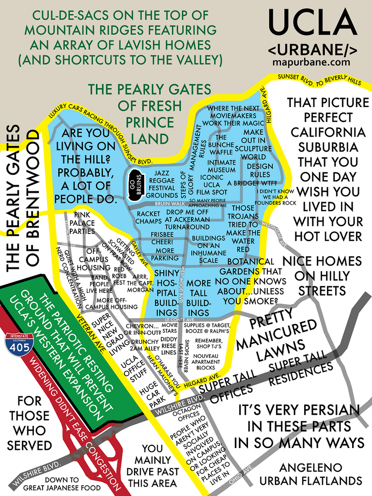 UCLA: Campus Culture Map