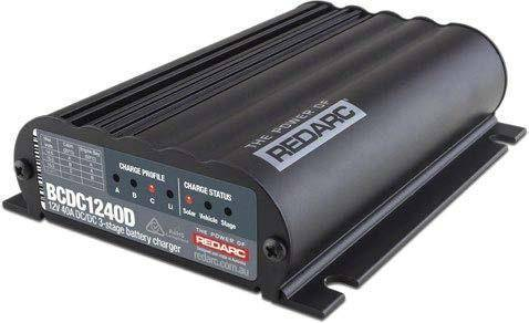 Accelerate 4wd and Caravan Electrics Battery Management Redarc 40A BCDC Battery Charger
