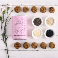 Tanker Topper Biscuits – Currant and Coconut (gluten free)