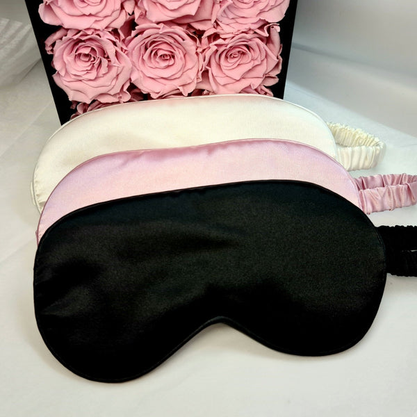 Mulberry Silk Eye Mask/Sleep Mask/Blindfold