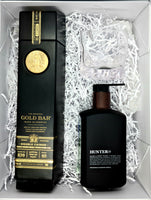 Gold Bar Cask Collection 820 Release Bourbon Christmas Gift Box