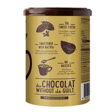 Load image into Gallery viewer, Du Chocolat Drinking Chocolate - Natvia Sugar Free