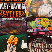 Load image into Gallery viewer, SEPTEMBER ENROLLMENT - MYSTERY VINTAGE TEE SUBSCRIPTION