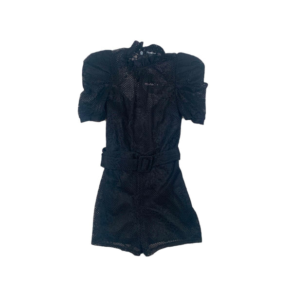 NEW Rehab Lab Lace Romper